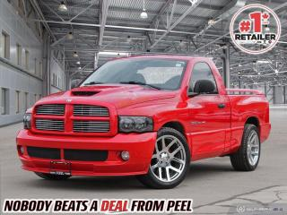 Used 2004 Dodge Ram 1500 SRT-10 for sale in Mississauga, ON