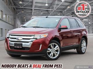 Used 2014 Ford Edge SEL for sale in Mississauga, ON