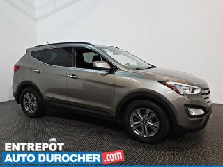 Used 2015 Hyundai Santa Fe Sport Premium AWD - A/C - SIÈGES ET VOLANT CHAUFFANTS for sale in Laval, QC