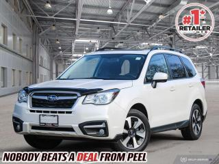 Used 2017 Subaru Forester 2.5i Limited for sale in Mississauga, ON