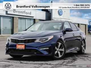Used 2019 Kia Optima SX TURBO for sale in Brantford, ON