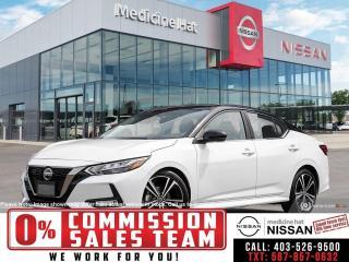 New 2021 Nissan Sentra SR for sale in Medicine Hat, AB