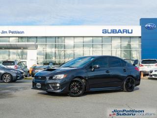 Used 2017 Subaru WRX STI Sport-tech for sale in Port Coquitlam, BC