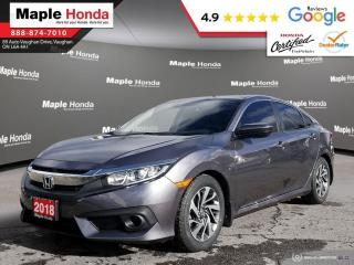 Used 2018 Honda Civic SE| Push Button Start| Alloy Rims| Rear View Camer for sale in Vaughan, ON