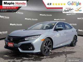 Used 2019 Honda Civic Sport Touring for sale in Vaughan, ON