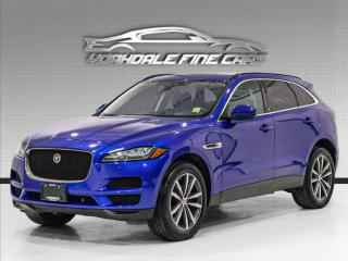 Used 2018 Jaguar F-PACE Prestige, Navigation, Panoramic, Cooled seats, Loaded for sale in Concord, ON