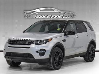 Used 2016 Land Rover Discovery Sport Pano Roof, Heated+Cool Seats, Camera, No Accidents for sale in Concord, ON