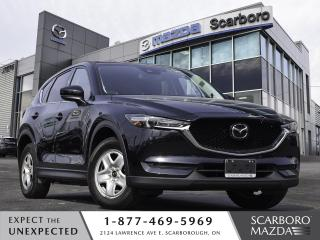 Used 2017 Mazda CX-5 GT TECH|LANE DEPARTURE|AWD|LEATHER|SUNROOF|1 OWNER for sale in Scarborough, ON