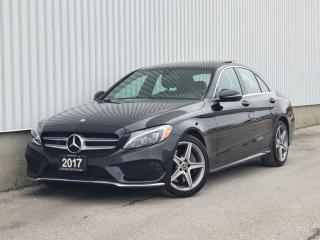 Used 2017 Mercedes-Benz C-Class C300 Accident Free Navi WE FINANCE for sale in Mississauga, ON