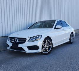Used 2015 Mercedes-Benz C-Class C400 4MATIC WE FINANCE for sale in Mississauga, ON