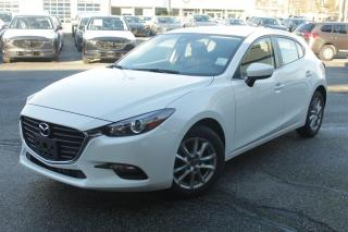 Used 2017 Mazda MAZDA3 Sport GS-Comes with 160-pt detailed inspection!!! for sale in Vancouver, BC