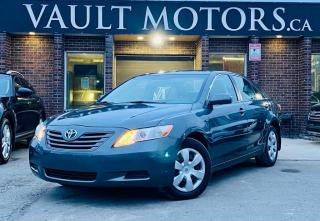 Used 2009 Toyota Camry 4DR SDN I4 for sale in Brampton, ON