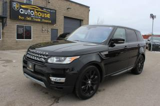 Used 2016 Land Rover Range Rover Sport V6 HSE /SELF PARK /360 CAMERA /NAVIGATION /LANE DEPARTURE for sale in Newmarket, ON