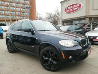 Used 2012 BMW X5 M SPORTS PKG | NAVI | ROOF | 360 CAM | 4 NEW SNOW TIRES* | for sale in Scarborough, ON