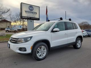Used 2013 Volkswagen Tiguan Highline for sale in Cambridge, ON