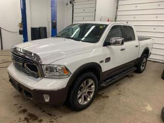 Used 2018 RAM 1500 Longhorn Crew Cab SWB 4WD for sale in Windsor, ON
