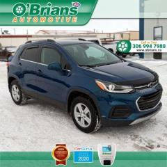 Used 2019 Chevrolet Trax LT - Accident Free! w/Mfg Warranty, AWD, Heated Seats, Backup Camera for sale in Saskatoon, SK