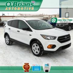 Used 2018 Ford Escape S for sale in Saskatoon, SK