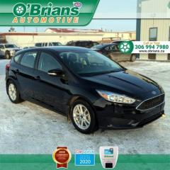 Used 2016 Ford Focus SE w/Command Start, Backup Camera, Heated Seats and Steering Wheel for sale in Saskatoon, SK