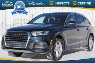 Used 2017 Audi Q7 2.0t Komfort Quattro for sale in Ste-Rose, QC
