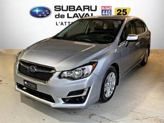 Used 2016 Subaru Impreza 2.0i Touring Awd **Sièges chauffants ** for sale in Laval, QC