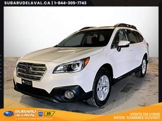 Used 2017 Subaru Outback 2.5i Touring for sale in Laval, QC