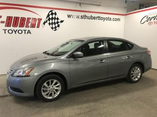 Used 2013 Nissan Sentra TOIT OUVRANT, CVT SV for sale in St-Hubert, QC