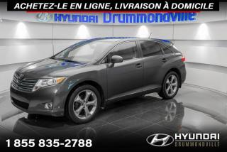 Used 2011 Toyota Venza V6 AWD + GARANTIE + A/C + MAGS + WOW !! for sale in Drummondville, QC