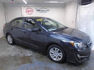 Used 2015 Subaru Impreza for sale in Ancienne Lorette, QC