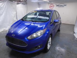 Used 2014 Ford Fiesta SE for sale in Ancienne Lorette, QC