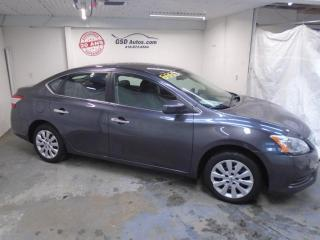 Used 2014 Nissan Sentra S for sale in Ancienne Lorette, QC