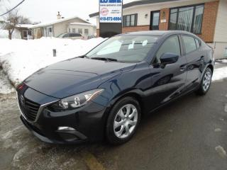Used 2015 Mazda MAZDA3 GX for sale in Ancienne Lorette, QC