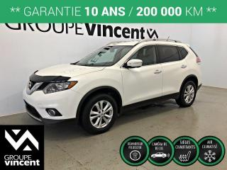 Used 2016 Nissan Rogue SV ** GARANTIE 10 ANS ** for sale in Shawinigan, QC