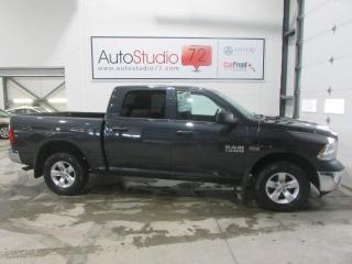 Used 2017 RAM 1500 **4X4**QUAD CAB**MAGS**A/C**CRUISE** for sale in Mirabel, QC