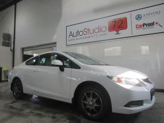Used 2013 Honda Civic LX COUPE **AUTOMATIQUE**SIÈGES CHAUFFANT for sale in Mirabel, QC
