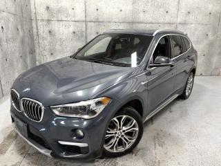 Used 2019 BMW X1 Toit panoramique Applecar Camera volant chauffant  228HP for sale in St-Nicolas, QC