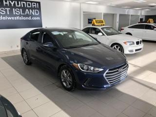 Used 2018 Hyundai Elantra GL AUTO MAGS CAMÉRA BT A/C CRUISE SIÈGES for sale in Dorval, QC