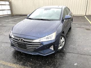 Used 2019 Hyundai Elantra Preferred for sale in Cayuga, ON