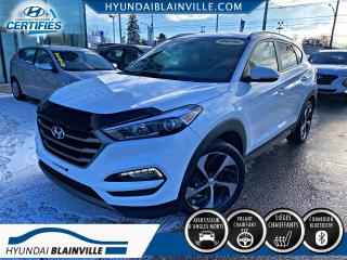 Used 2016 Hyundai Tucson TURBO, PREMIUM, MAGS, AWD, BLUETOOTH for sale in Blainville, QC