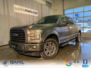 Used 2017 Ford F-150 Cabine Super 4RM 157 po XLT for sale in St-Hyacinthe, QC