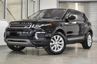 Used 2017 Land Rover Evoque SE AWD *NOUVELLE ARRIVÉE! BALANCE 6ANS/160000KM* for sale in Laval, QC