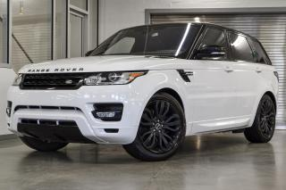 Used 2017 Land Rover Range Rover Sport Td6 HSE *NOUVELLE ARRIVÉE!* for sale in Laval, QC