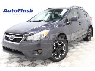 Used 2013 Subaru XV Crosstrek TOURING AWD *MAGS *CRUISE *BLUETOOTH for sale in St-Hubert, QC