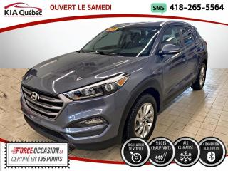 Used 2016 Hyundai Tucson PREMIUM* AWD* CAMERA* SIEGES CHAUFFANTS* for sale in Québec, QC