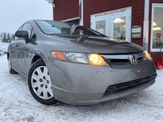 Used 2006 Honda Civic 4 portes DX-G, boîte manuelle for sale in Drummondville, QC