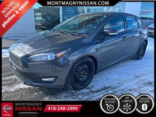 Used 2016 Ford Focus Hayon 5 portes SE for sale in Montmagny, QC