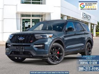 New 2021 Ford Explorer ST for sale in Oakville, ON