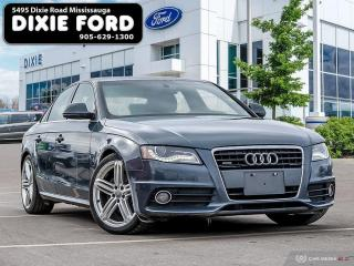 Used 2009 Audi A4 for sale in Mississauga, ON