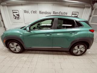 Used 2019 Hyundai KONA Electric Ultimate + autonomie 415 km for sale in Ste-Julie, QC