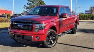 Used 2013 Ford F-150 FX4 for sale in Abbotsford, BC